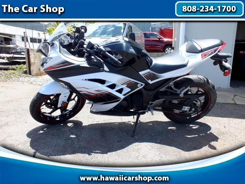 Kawasaki EX300-B  2014