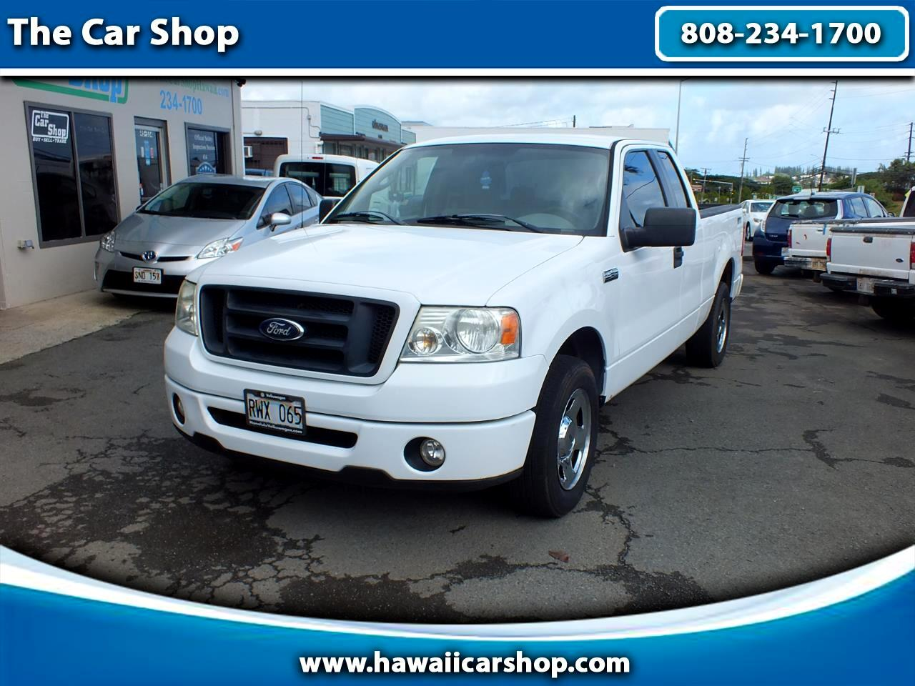 Ford F-150 XL SuperCab Long Box 2WD 2007