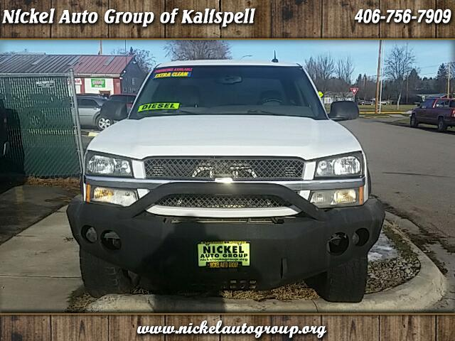 2003 Chevrolet Silverado 2500HD LT Crew Cab Long Bed 4WD