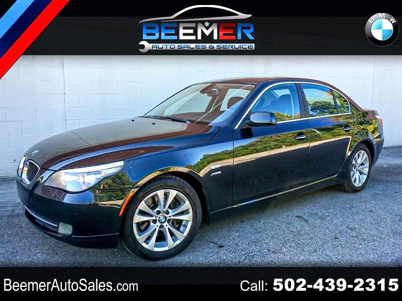 BMW 5-Series 535xi 2010