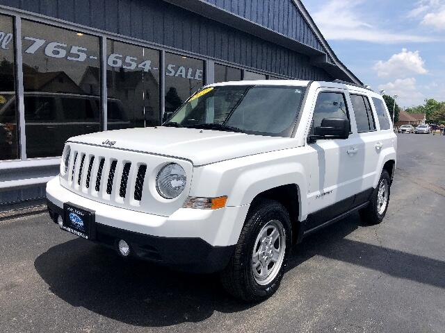 2017 Jeep Patriot Sport 2WD