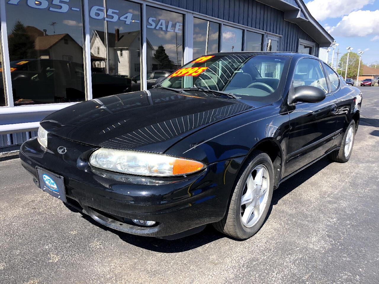 1999 Oldsmobile Alero GL coupe