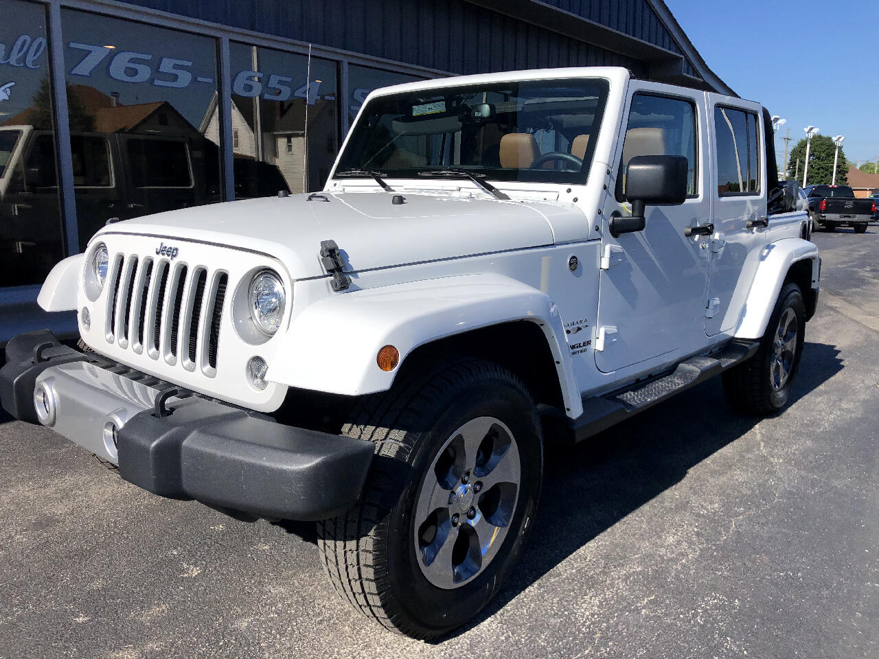 Jeep Wrangler 2017 for Sale in Frankfort, IN