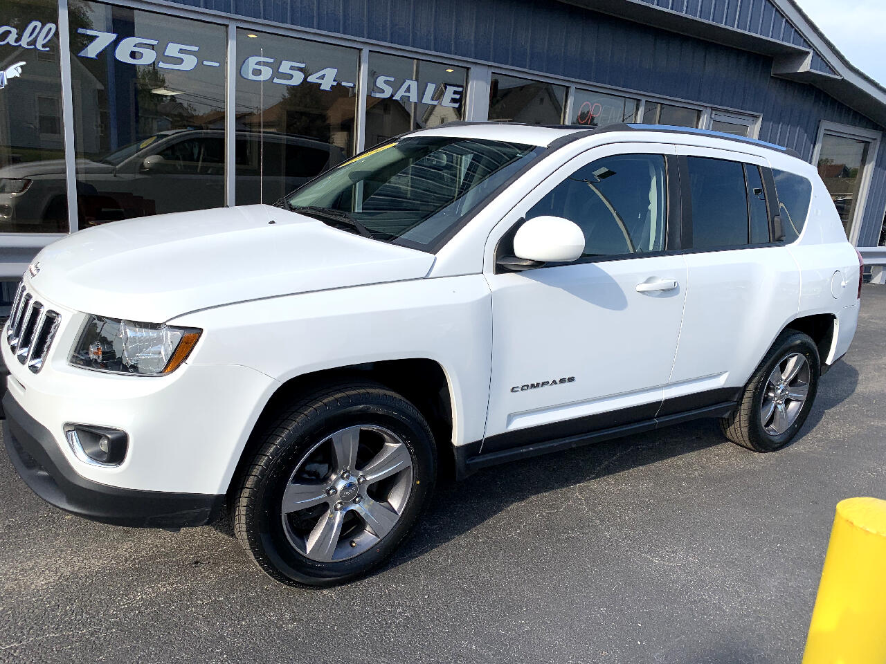 2016 Jeep Compass High Altitude.