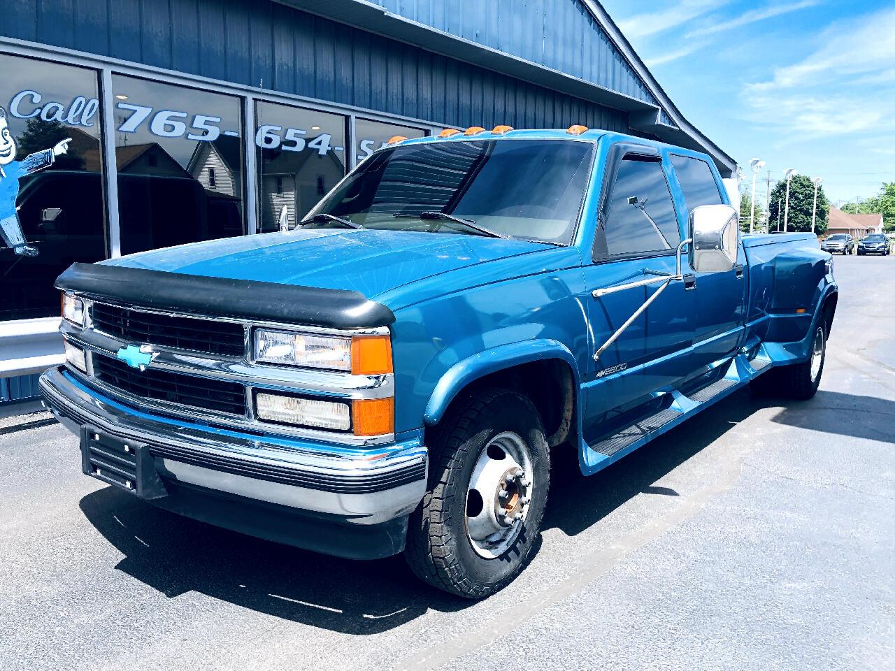 Chevrolet C/K 3500 Crew Cab 2WD 1997