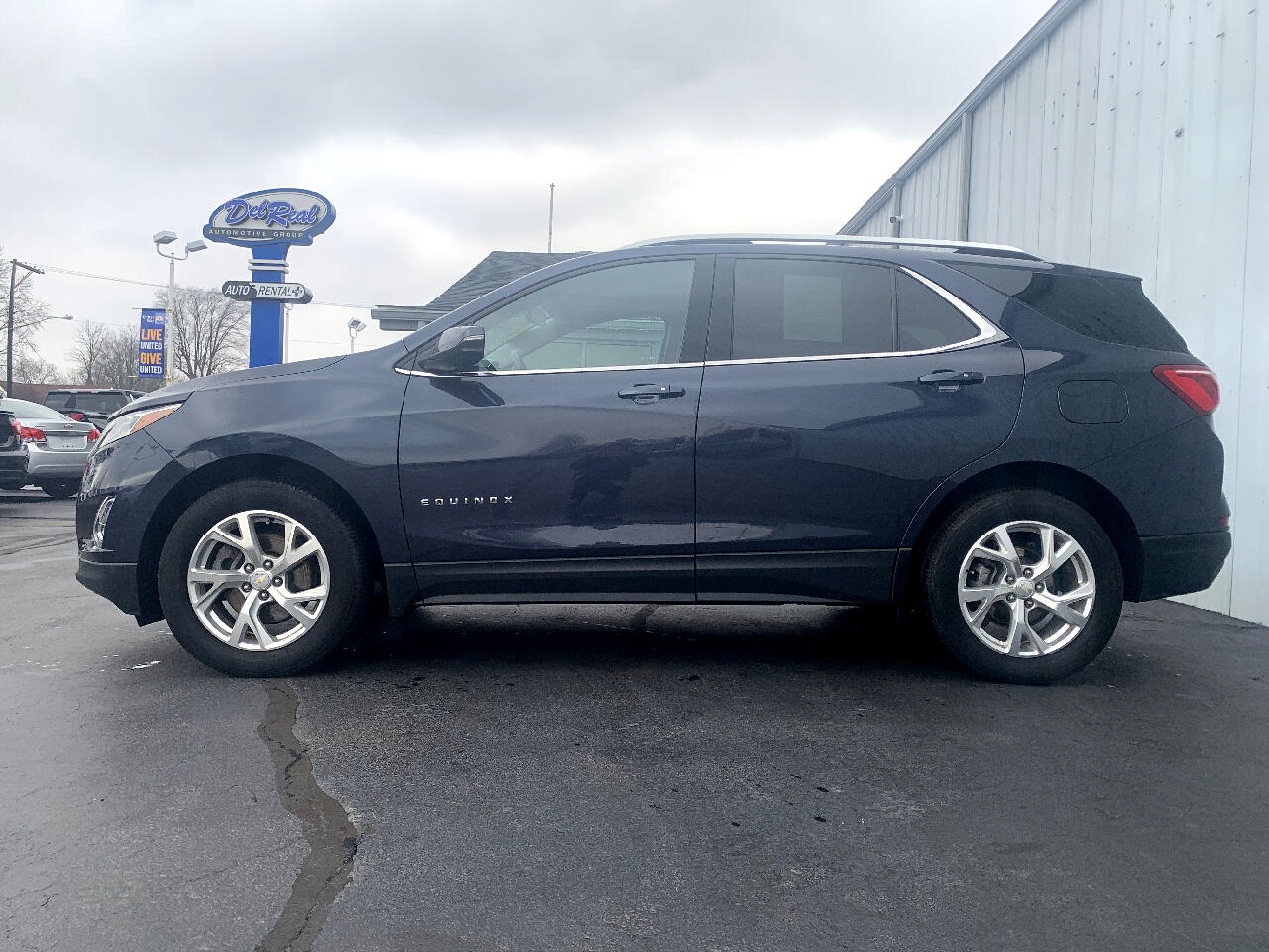 Chevrolet Equinox AWD 4dr LT w/2LT 2018