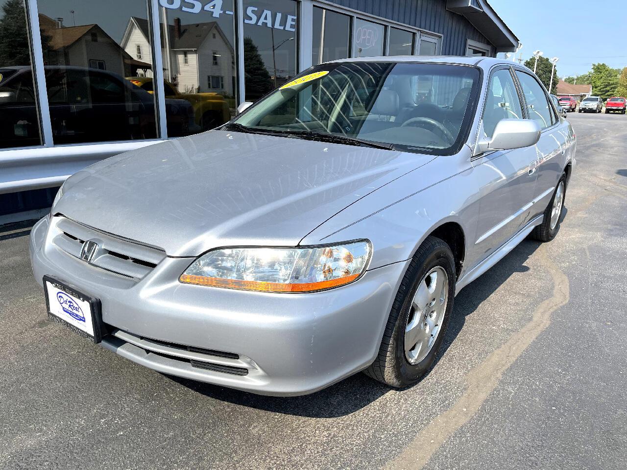 Honda Accord Sdn EX Auto V6 w/Leather 2002