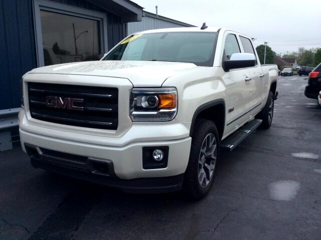 2015 GMC Sierra 1500 Short Bed 4WD