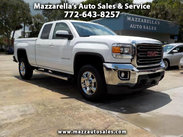 2015 GMC Sierra 2500HD SLE Double Cab 2WD