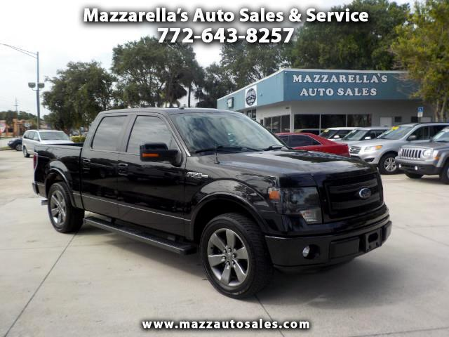 "2014 Ford F-150 2WD SuperCrew 145"" FX2"