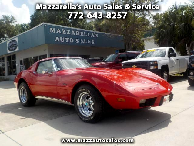 1975 Chevrolet Corvette Stingray 1LT Coupe Automatic
