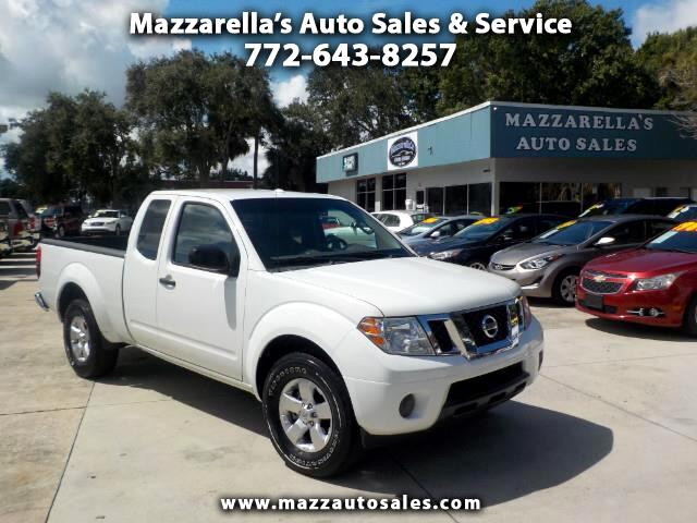 2013 Nissan Frontier 2WD King Cab V6 Auto SV