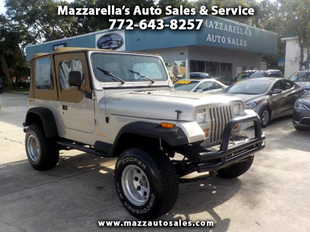1995 Jeep Wrangler 2dr S