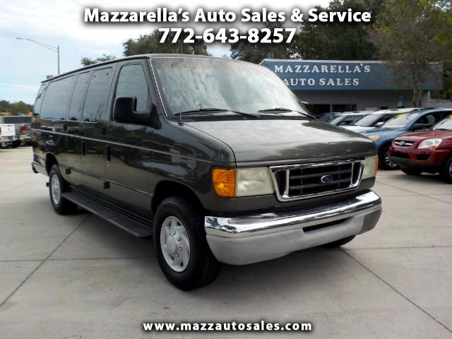 2003 Ford Econoline Wagon E-350 Super Ext XLT