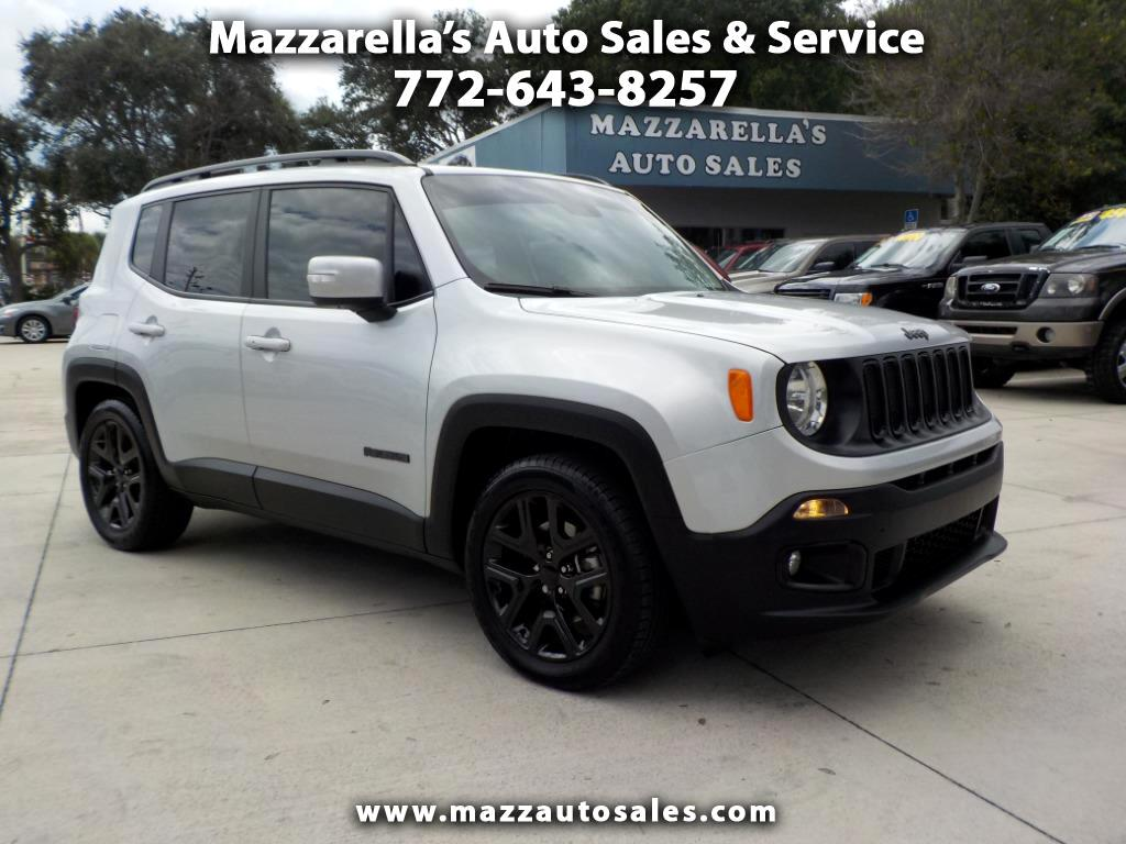2017 Jeep Renegade Altitude FWD