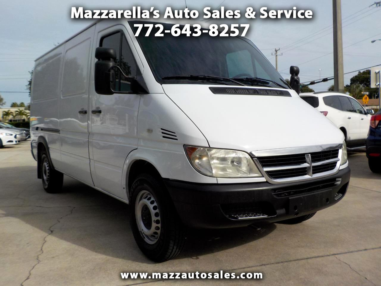 "2006 Dodge Sprinter 2500 HC 140"" WB"