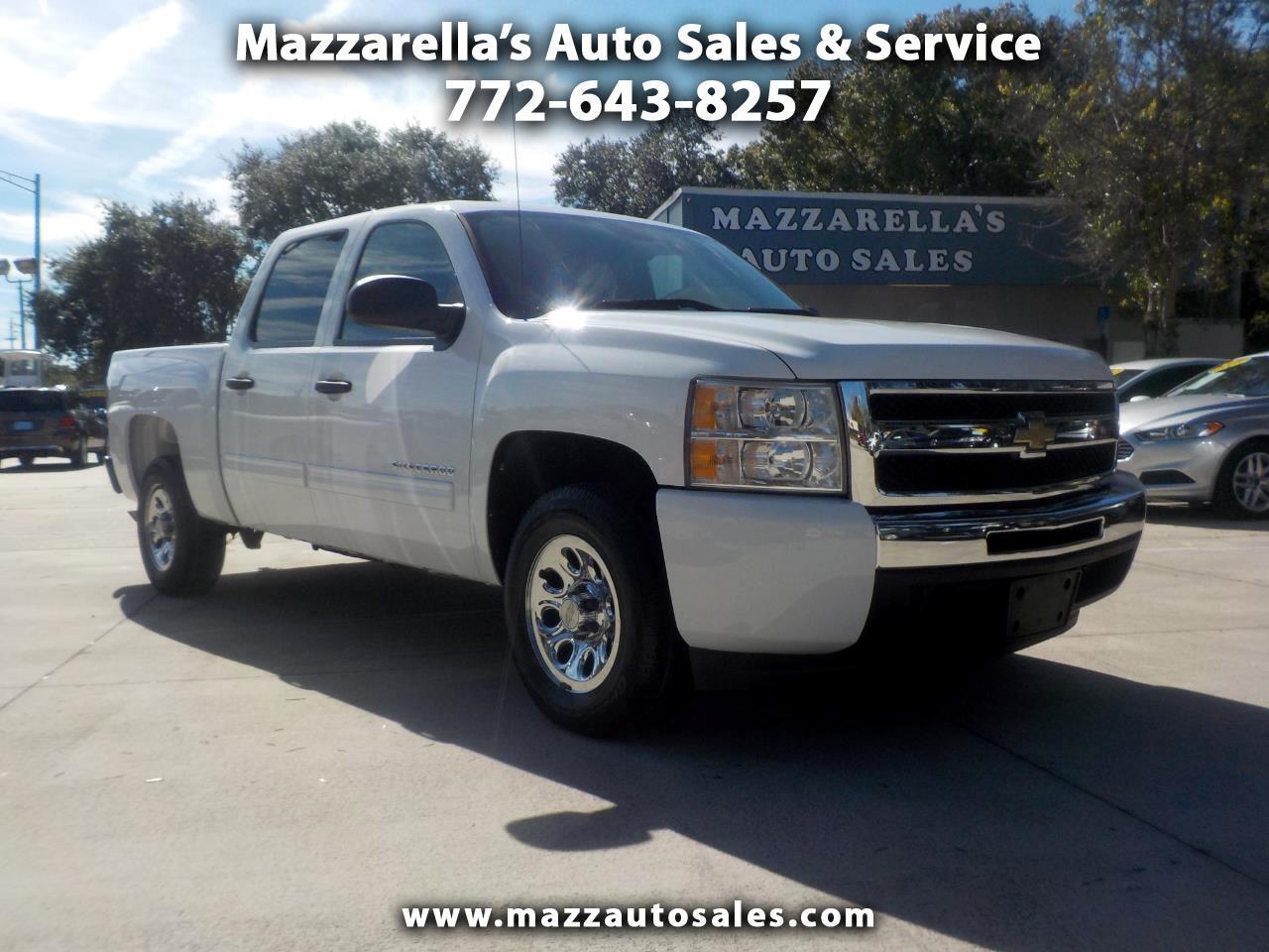 """2011 Chevrolet Silverado 1500 2WD Crew Cab 143.5"""" LS"""