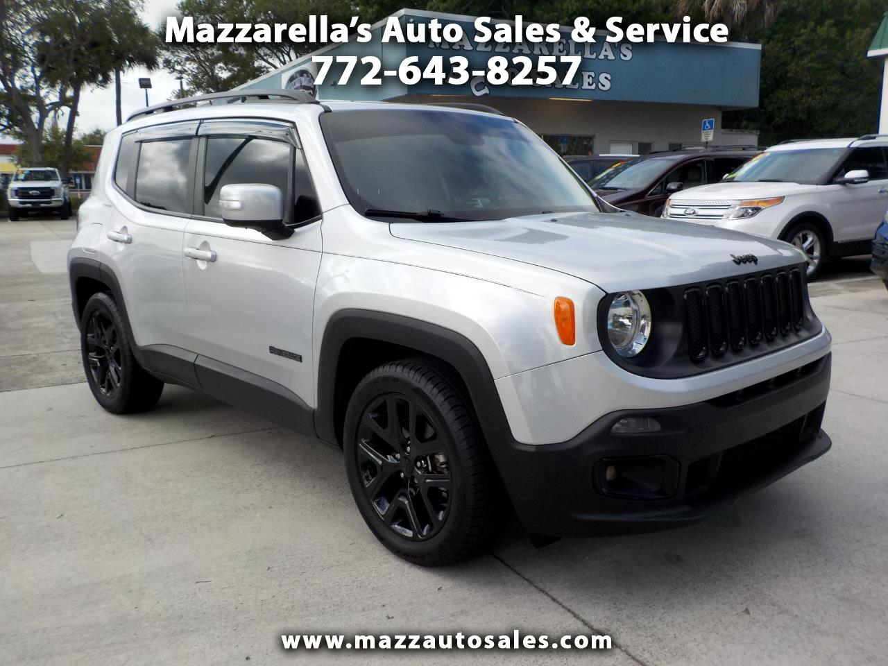 Jeep Renegade Altitude FWD 2017