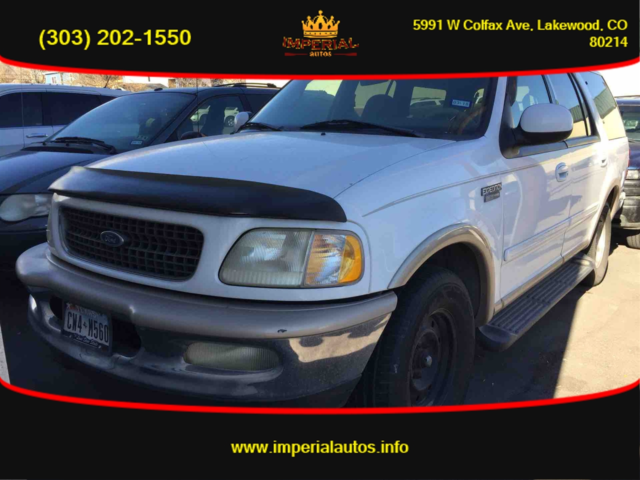 Ford Expedition XLT 2WD 1998