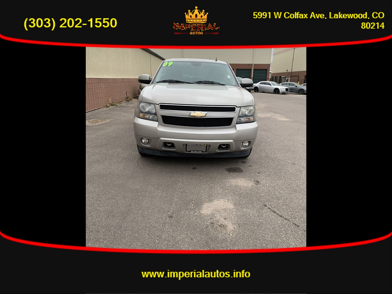 Chevrolet Avalanche LT1 4WD 2009