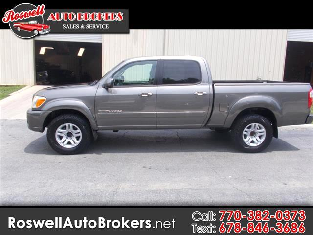 2005 Toyota Tundra Limited Double Cab 4WD