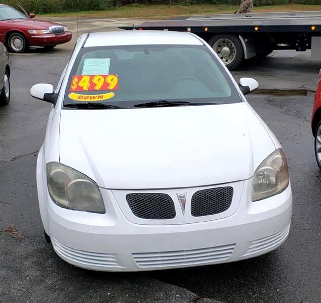 2009 Pontiac G5 GT Coupe
