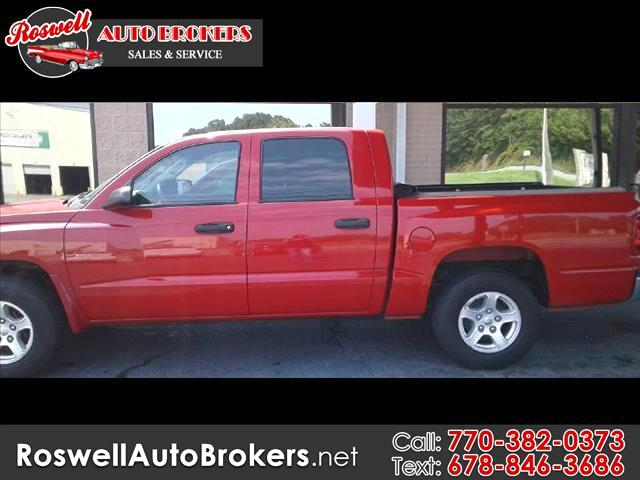 2006 Dodge Dakota SLT Quad Cab 2WD