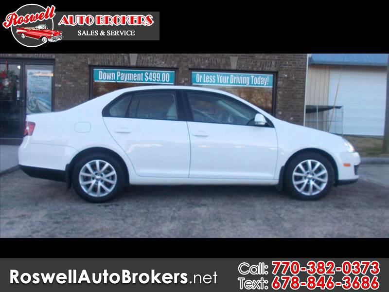 2010 Volkswagen Jetta Limited Editon