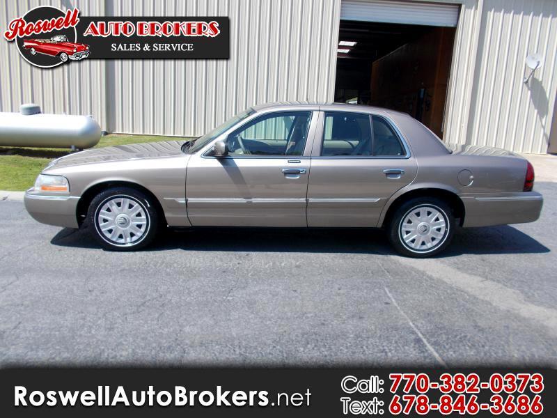 2004 Mercury Grand Marquis GS