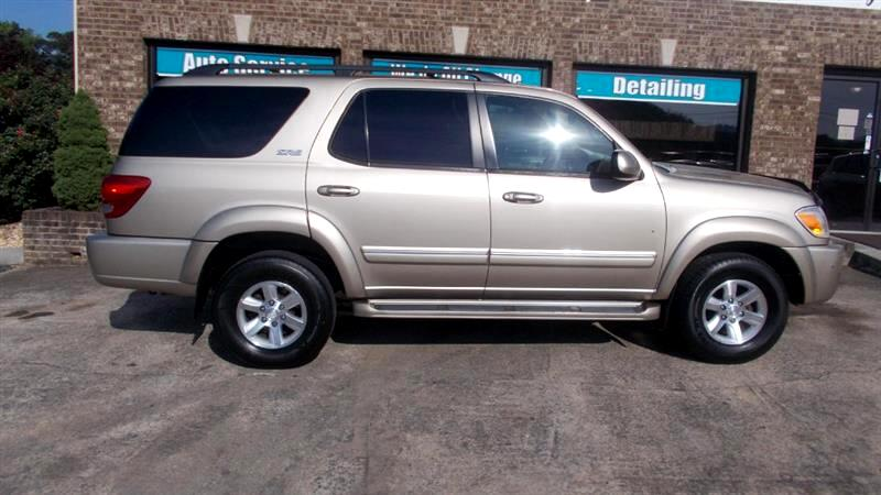 Buy Here Pay Here Atlanta Ga >> Buy Here Pay Here 2005 Toyota Sequoia SR5 2WD for Sale in Atlanta GA 30120 Roswell Auto Brokers