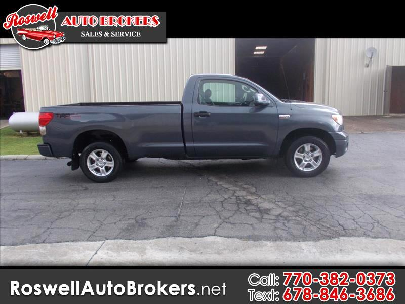 2007 Toyota Tundra Regular Cab LB 6AT 4WD