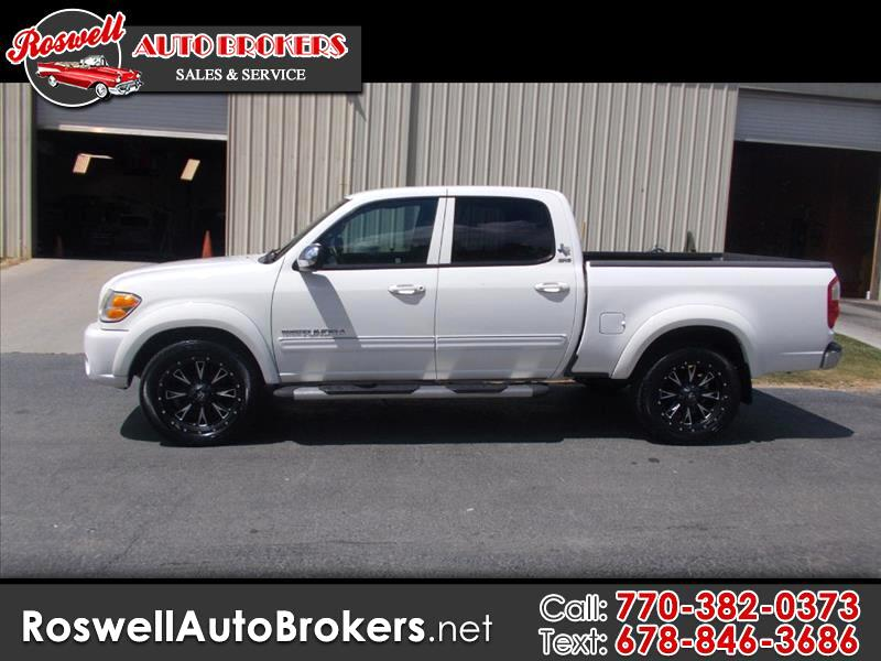 2004 Toyota Tundra SR5 Double Cab 2WD