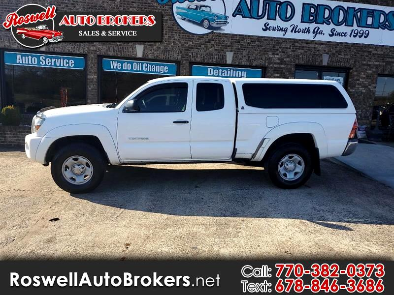 Toyota Tacoma PreRunner Access Cab 2WD 2006