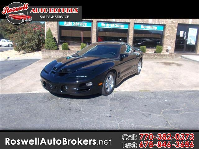2000 Pontiac Firebird Coupe