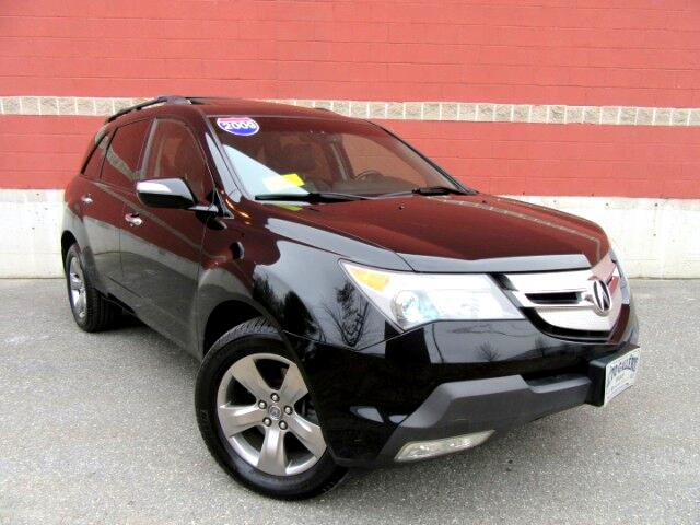 2009 Acura MDX ADVANCE PACKAGE W/NAVIGATION DVD ENTERTAINMENT