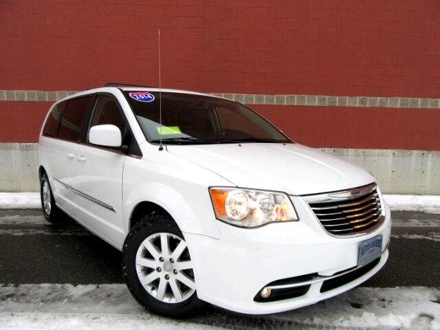 2014 Chrysler Town & Country Touring Leather DVD Entertainment