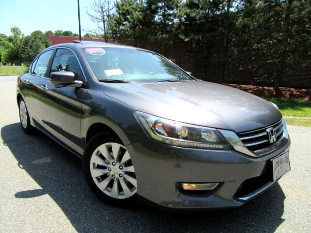 2013 Honda Accord EX-L Sedan Leather Navigation
