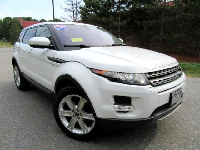 2013 Land Rover Range Rover Evoque Pure Premium 5-Door