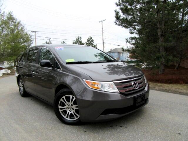 2012 Honda Odyssey EX 8 SEATING