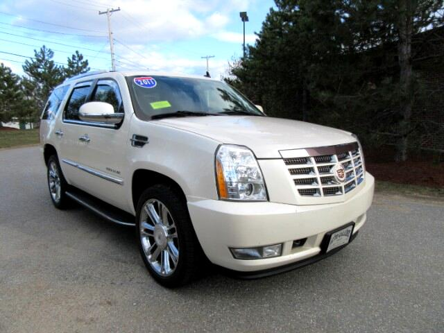 2011 Cadillac Escalade AWD LUXURY NAVIGATION DVD ENTERTAINMENT