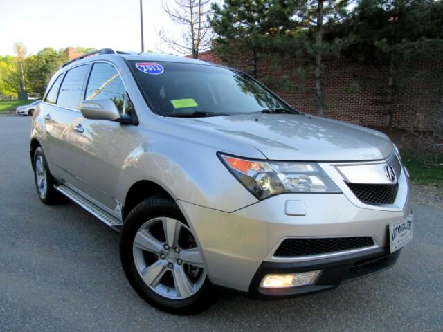 2012 Acura MDX ADVANCE PACKAGE W/NAVIGATION BACKUP CAMERA