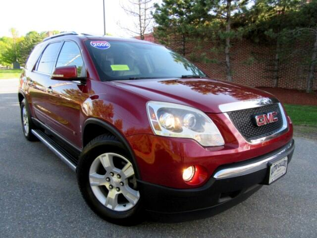 2009 GMC Acadia SLT-2 AWD NAVIGATION LEATHER 7 PASSENGER