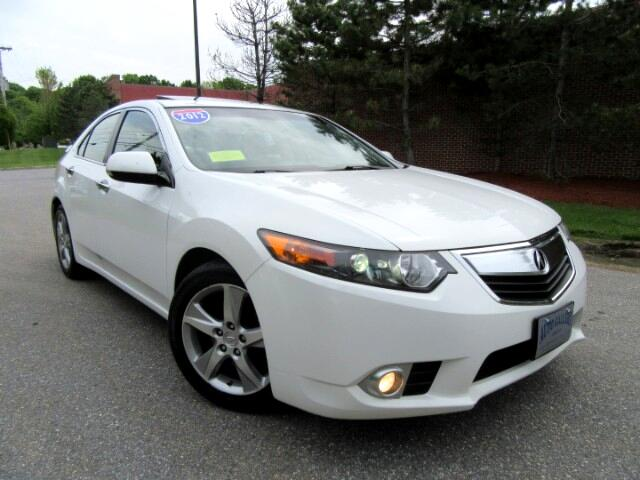 2012 Acura TSX 5-Speed AT with Tech Package Navigation Backup Cam