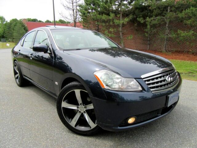 2006 Infiniti M 35 X 4WD NAVIGATION BACKUP CAMERA
