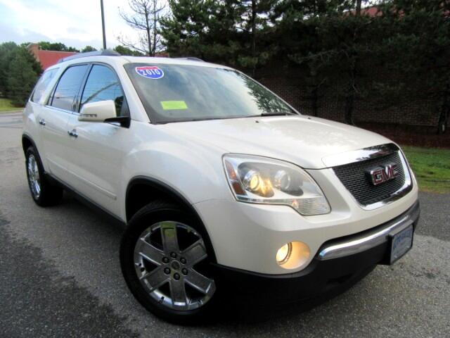 2010 GMC Acadia SLT-2 AWD NAVIGATION DVD ENTERTAINMENT