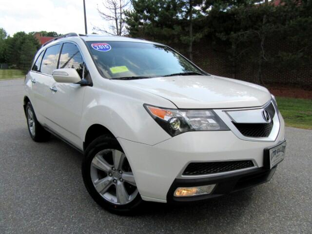 2010 Acura MDX Tech Package Navigation Backup Camera