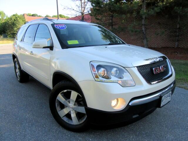 2010 GMC Acadia SLT AWD DVD ENTERTAINMENT BACKUP CAMERA
