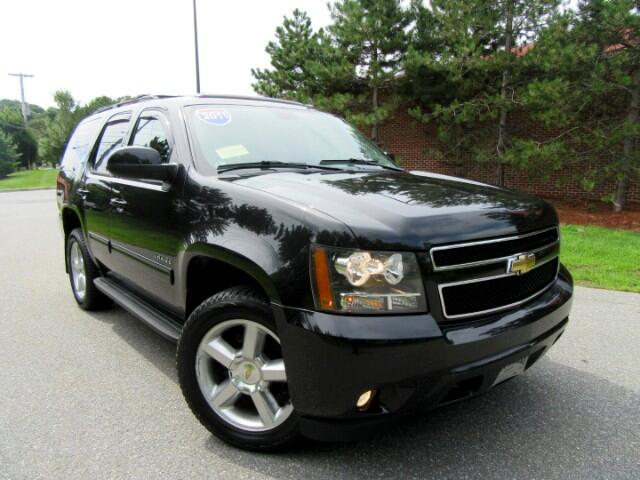 2011 Chevrolet Tahoe LT 4WD LEATHER