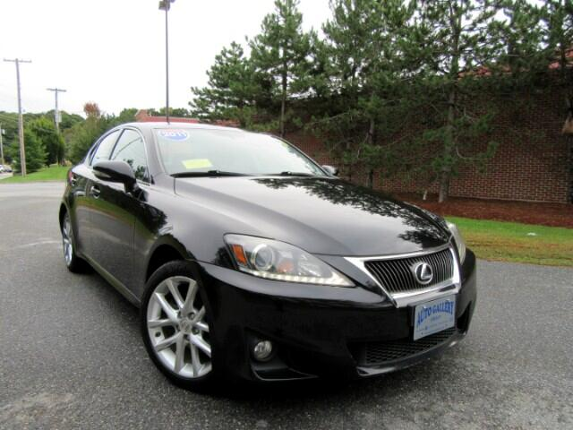 2011 Lexus IS IS 250 AWD NAVIGATION BACKUP CAMERA
