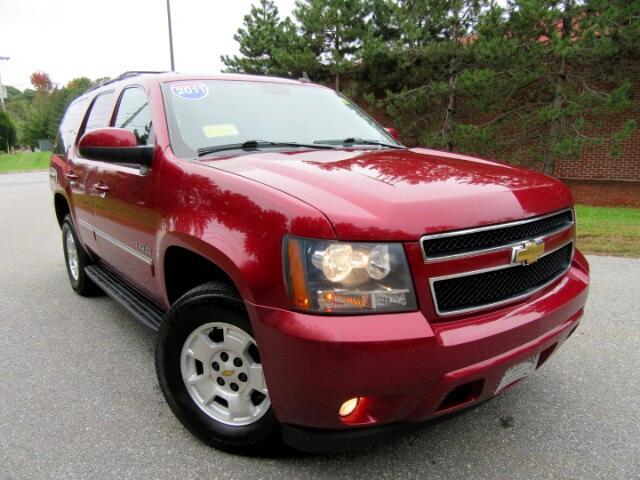 2011 Chevrolet Tahoe LT 4WD DVD ENTERTAINMENT